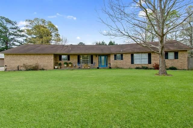 385 Myrow Road, Livingston, TX 77351 (MLS #50730230) :: Ellison Real Estate Team