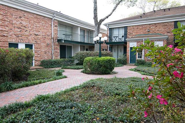 3402 Timmons Lane #5, Houston, TX 77027 (MLS #50736488) :: Connect Realty