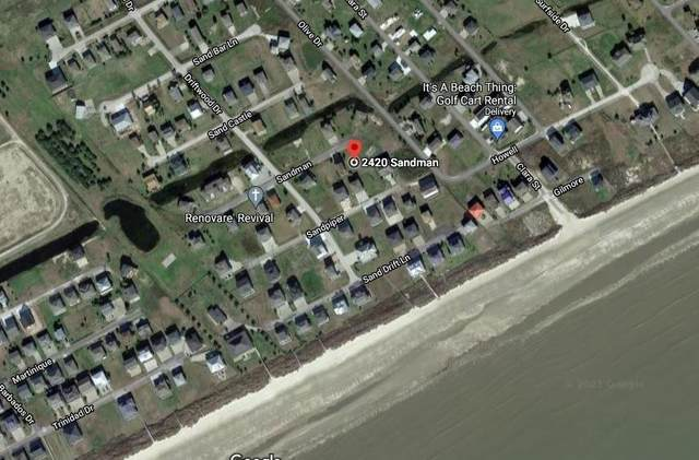 2420 Sandman, Crystal Beach, TX 77650 (MLS #50743158) :: Michele Harmon Team