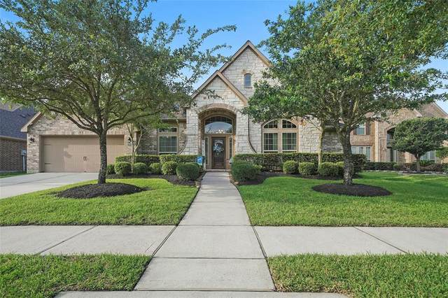 13414 Graham Springs Court, Houston, TX 77044 (MLS #50755158) :: The SOLD by George Team