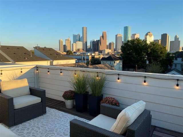 1519 Johnson Street, Houston, TX 77007 (MLS #50760032) :: Caskey Realty