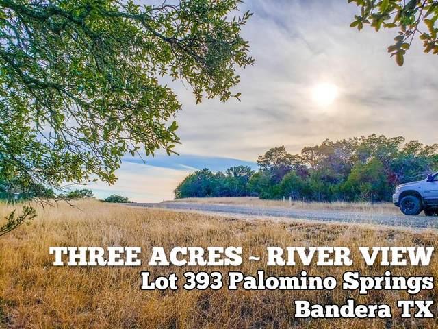 Lot 393 Palomino Springs, Bandera, TX 78003 (MLS #5077081) :: The Queen Team