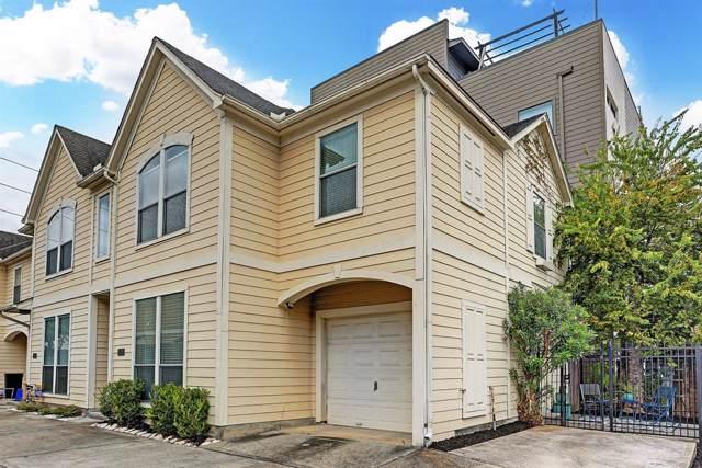 1618 W Webster Street, Houston, TX 77019 (MLS #50779228) :: Green Residential
