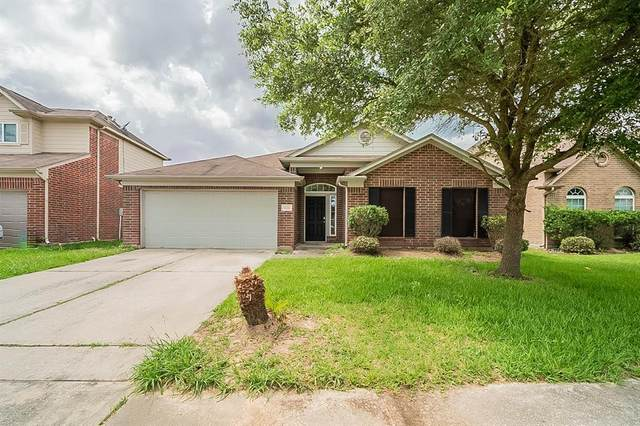 4211 Forest Rain Lane, Humble, TX 77346 (MLS #50784088) :: The Bly Team