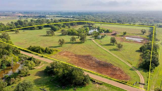 10003 Seydler Road, La Grange, TX 78945 (MLS #50787488) :: Keller Williams Realty