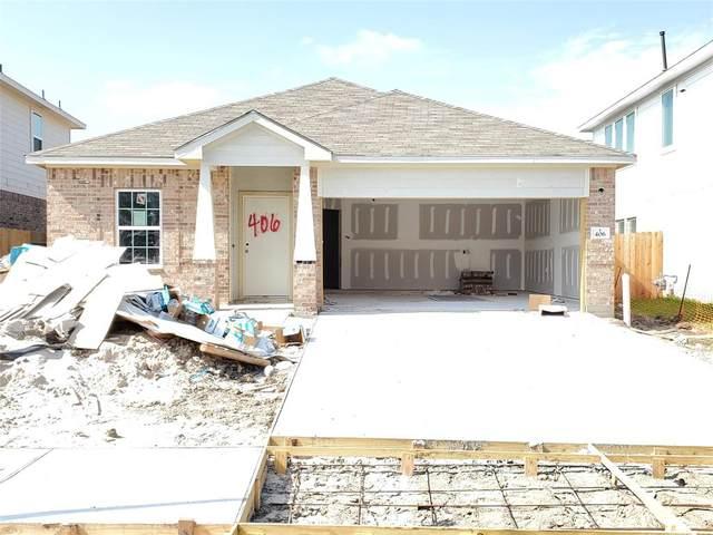 406 Almond Willow Lane, Crosby, TX 77532 (MLS #50803851) :: Guevara Backman
