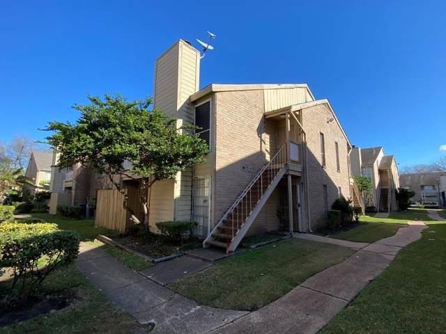 10211 Sugar Branch Drive #408, Houston, TX 77036 (MLS #50805554) :: Texas Home Shop Realty