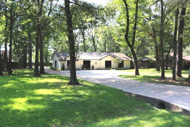 25819 Oak Ridge Drive, The Woodlands, TX 77380 (MLS #5081567) :: Texas Home Shop Realty