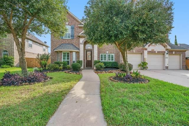 1317 Altavilla Lane, League City, TX 77573 (MLS #50816476) :: The Wendy Sherman Team