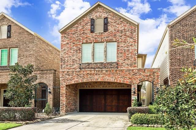 1309 Afton Street, Houston, TX 77055 (MLS #50816492) :: NewHomePrograms.com LLC