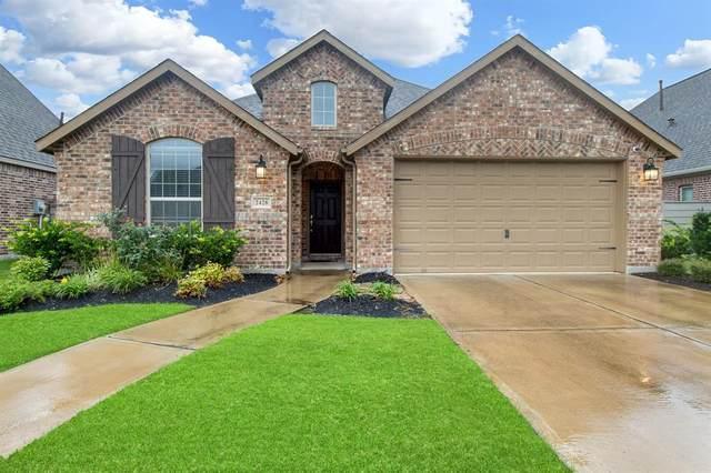 2428 Yaupon Park Ln, Manvel, TX 77578 (MLS #50825338) :: The Property Guys