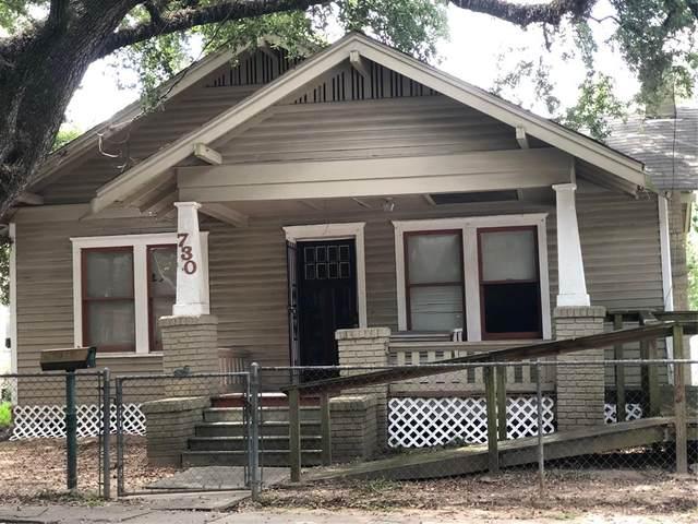 730 Bayland Avenue, Houston, TX 77009 (MLS #50846589) :: Guevara Backman