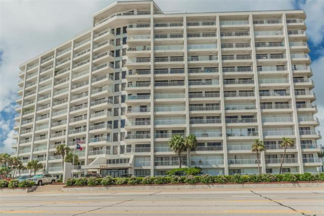 7700 Seawall Boulevard #808, Galveston, TX 77551 (MLS #50850088) :: Texas Home Shop Realty