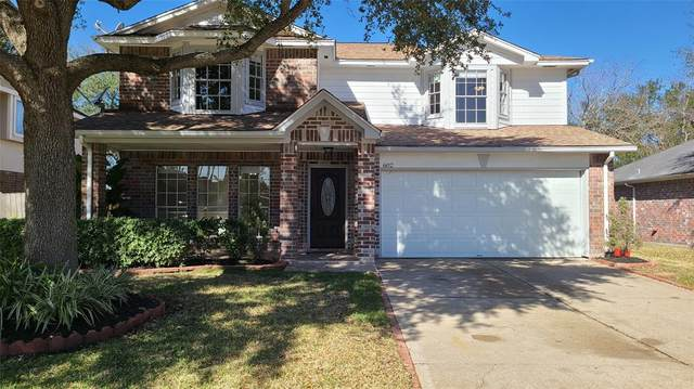 602 Oak Briar Drive, Kemah, TX 77565 (MLS #50852230) :: The SOLD by George Team