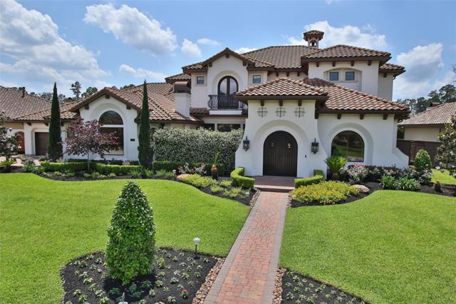 33 Post Shadow Estate Drive, Spring, TX 77389 (MLS #50859371) :: The Sansone Group