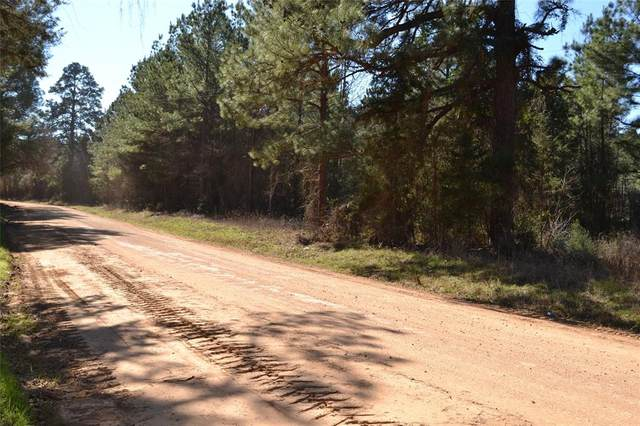 TBD Cr 1190, Grapeland, TX 75844 (MLS #50865520) :: The SOLD by George Team