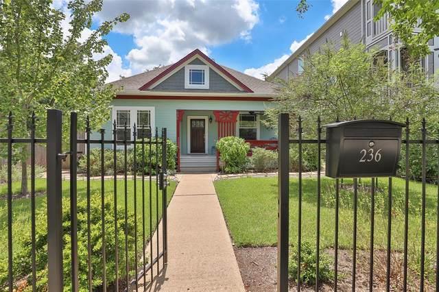 236 W 24th Street, Houston, TX 77008 (MLS #50888712) :: Giorgi Real Estate Group