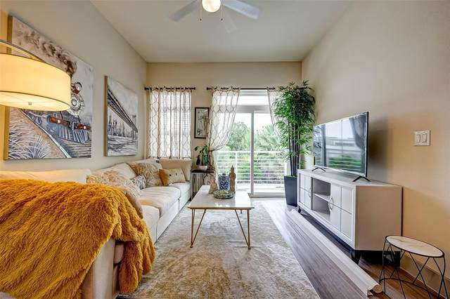6955 Turtlewood Dr Drive S #207, Houston, TX 77072 (MLS #5088902) :: My BCS Home Real Estate Group