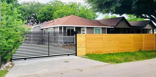 4211 Rogers Street, Houston, TX 77022 (MLS #50890742) :: Texas Home Shop Realty