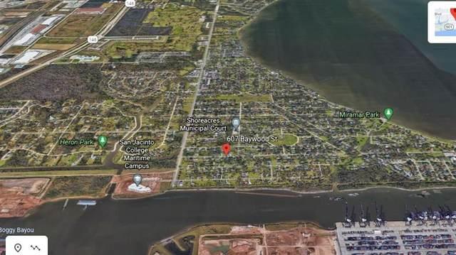 607 Baywood Street, Shoreacres, TX 77571 (MLS #50890840) :: Lerner Realty Solutions
