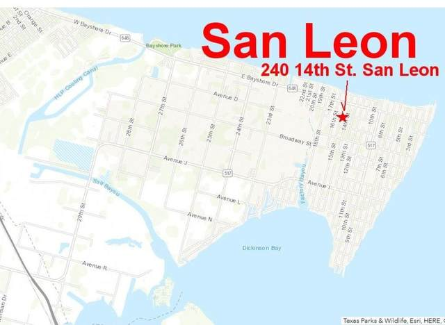 240 14th Street, San Leon, TX 77539 (MLS #50890938) :: Lerner Realty Solutions