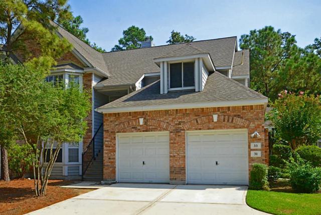 33 N Spiral Vine Circle 33B, The Woodlands, TX 77381 (MLS #50902495) :: Texas Home Shop Realty