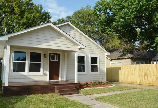 809 E 32nd 1/2 Street, Houston, TX 77022 (MLS #50909202) :: The Queen Team