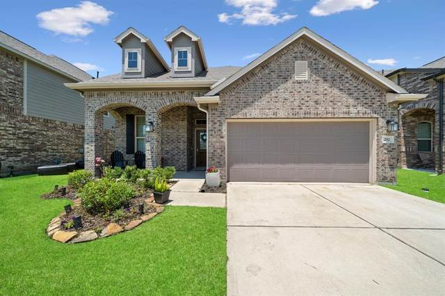 252 Rolling Creek Lane, Dickinson, TX 77539 (MLS #50914130) :: The Bly Team