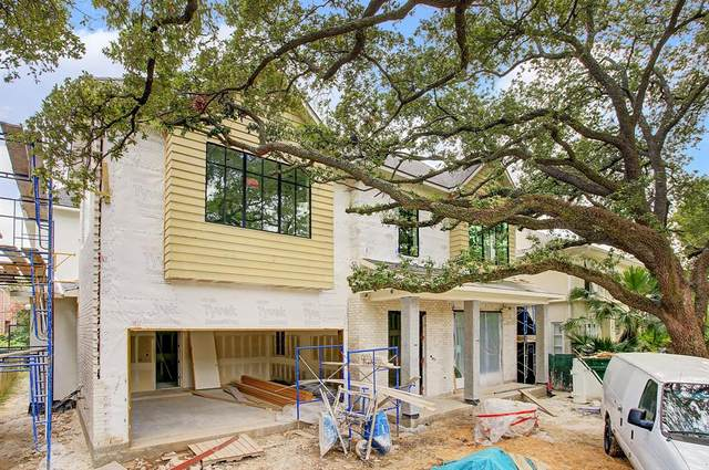 3721 Overbrook Lane, Houston, TX 77027 (MLS #50918267) :: The SOLD by George Team