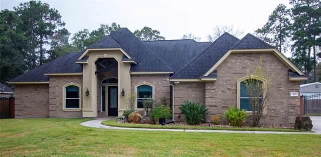 415 Garrett Drive, Magnolia, TX 77354 (MLS #50921395) :: Rachel Lee Realtor