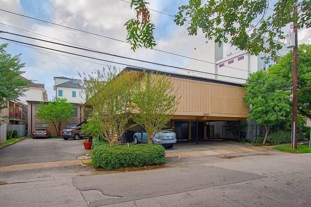 1418 Vermont Street #2, Houston, TX 77006 (MLS #50922192) :: The Jill Smith Team