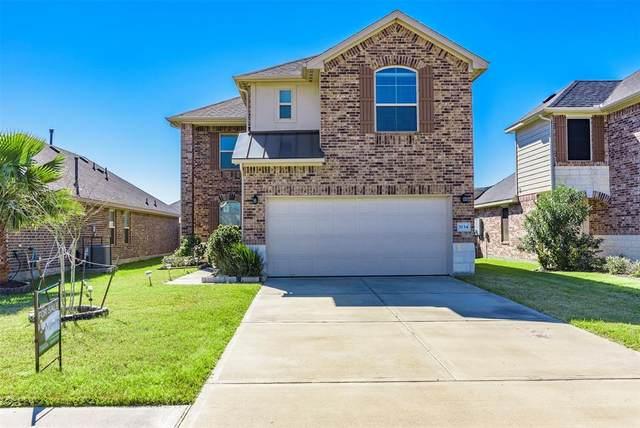 5134 Misty Lane, Bacliff, TX 77518 (MLS #50949475) :: The Jill Smith Team