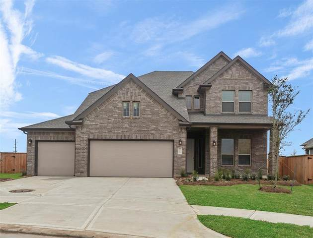 13025 Wintery Tide Drive, Texas City, TX 77568 (MLS #50949677) :: The Bly Team