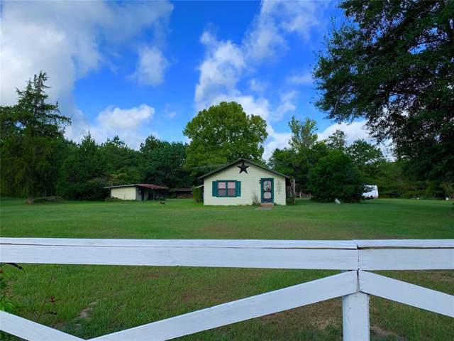 2238 Camp Ruby Road, Livingston, TX 77351 (MLS #50953199) :: The Home Branch