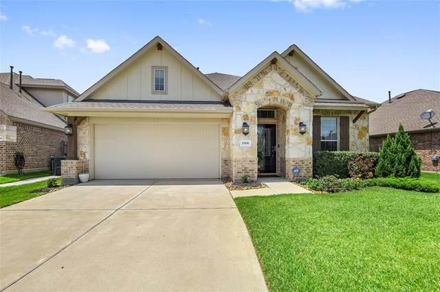 2906 Indigo Lake Court, Dickinson, TX 77539 (MLS #50957035) :: Rachel Lee Realtor