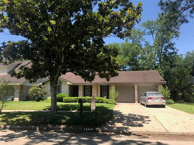 12319 Welland Drive, Houston, TX 77031 (MLS #50958078) :: Caskey Realty