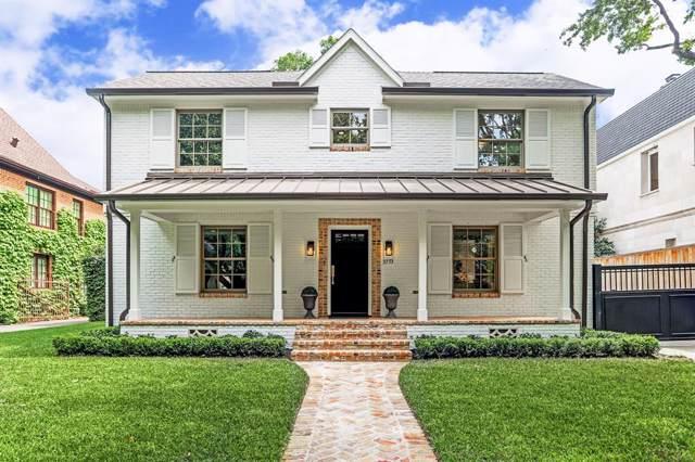 3773 Sunset Boulevard, Houston, TX 77005 (MLS #50965003) :: Texas Home Shop Realty