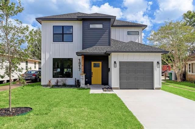 1817 Forest Hill Boulevard, Houston, TX 77023 (MLS #50973736) :: The Queen Team
