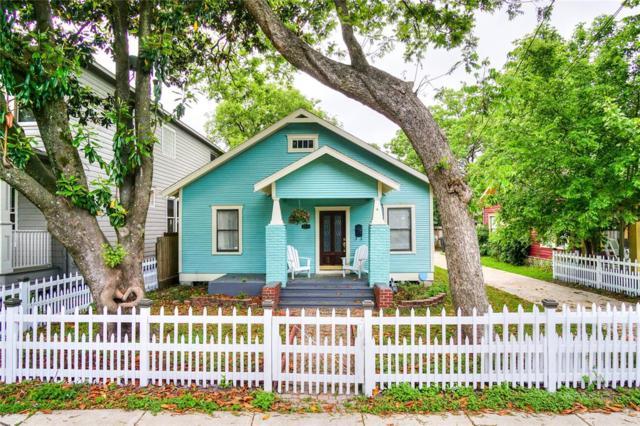 2219 Singleton Street, Houston, TX 77008 (MLS #50982044) :: The SOLD by George Team