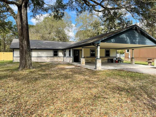 4933 Magnolia Lane, Old River-Winfree, TX 77535 (MLS #50991037) :: The Parodi Team at Realty Associates