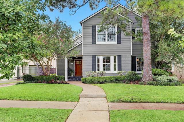 2815 Nottingham Street, West University Place, TX 77005 (MLS #50998774) :: Keller Williams Realty
