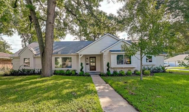 902 Wycliffe Drive, Houston, TX 77079 (MLS #51010760) :: Guevara Backman