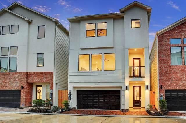 1013 Green Kensington Drive, Houston, TX 77008 (MLS #51022129) :: Ellison Real Estate Team