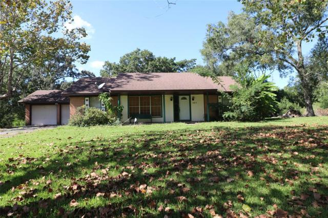 307 Live Oak Street, Crosby, TX 77532 (MLS #51022206) :: Connect Realty