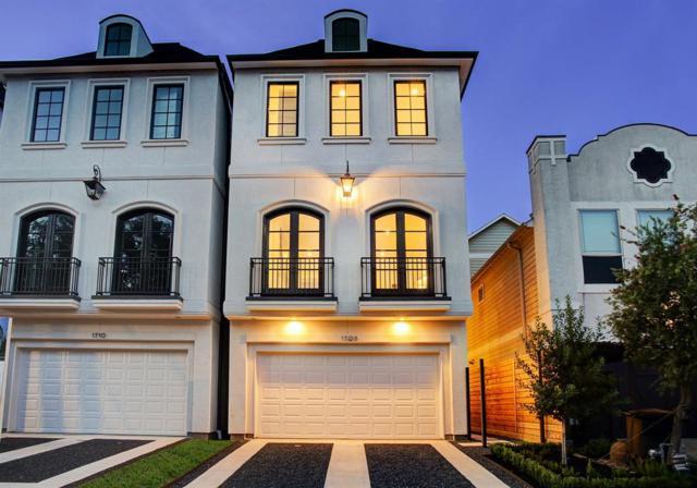 1708 Michigan Street, Houston, TX 77006 (MLS #51034466) :: Krueger Real Estate