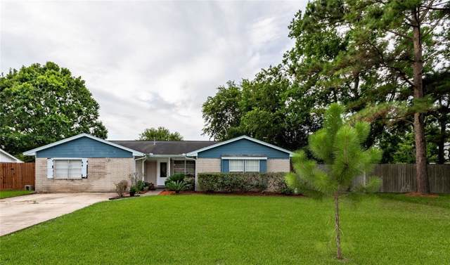 1521 Pearl Drive, League City, TX 77573 (MLS #51037640) :: Green Residential