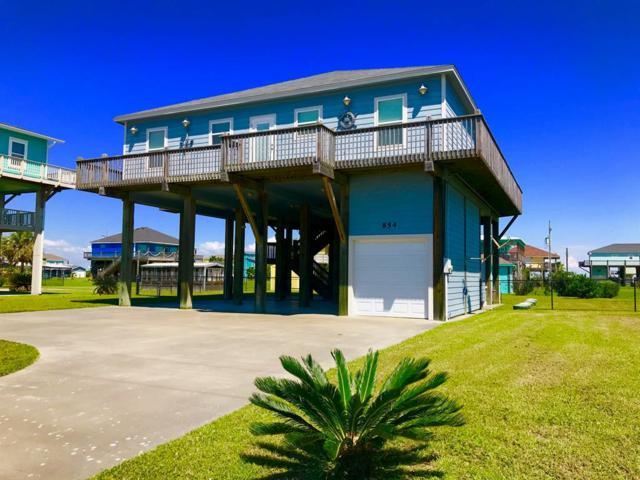 854 Wommack Drive, Crystal Beach, TX 77650 (MLS #51040772) :: Christy Buck Team