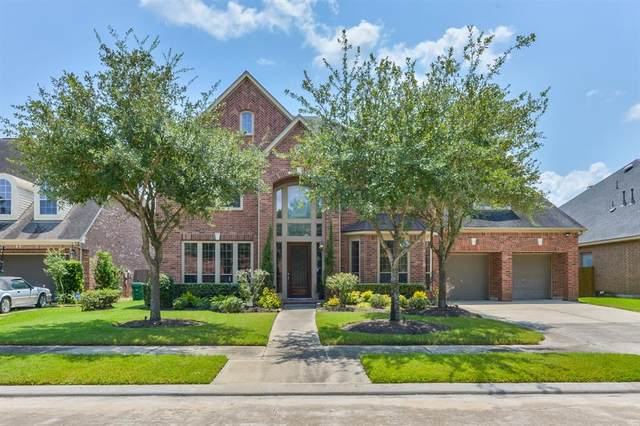 25215 Oakton Springs Drive, Katy, TX 77494 (MLS #51051793) :: The SOLD by George Team