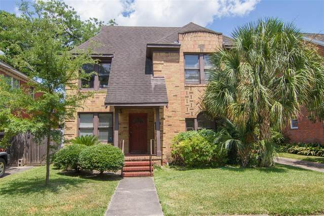 1603 Driscoll Street, Houston, TX 77019 (MLS #51062389) :: Connect Realty
