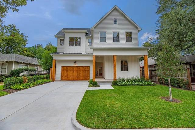 307 Aurora Street, Houston, TX 77008 (MLS #51072918) :: The Sansone Group